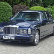 Princess Anne's Bentley for sale