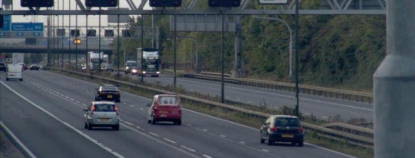 Smart motorway cameras always on