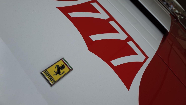 Ferrari 250 S plate for sale