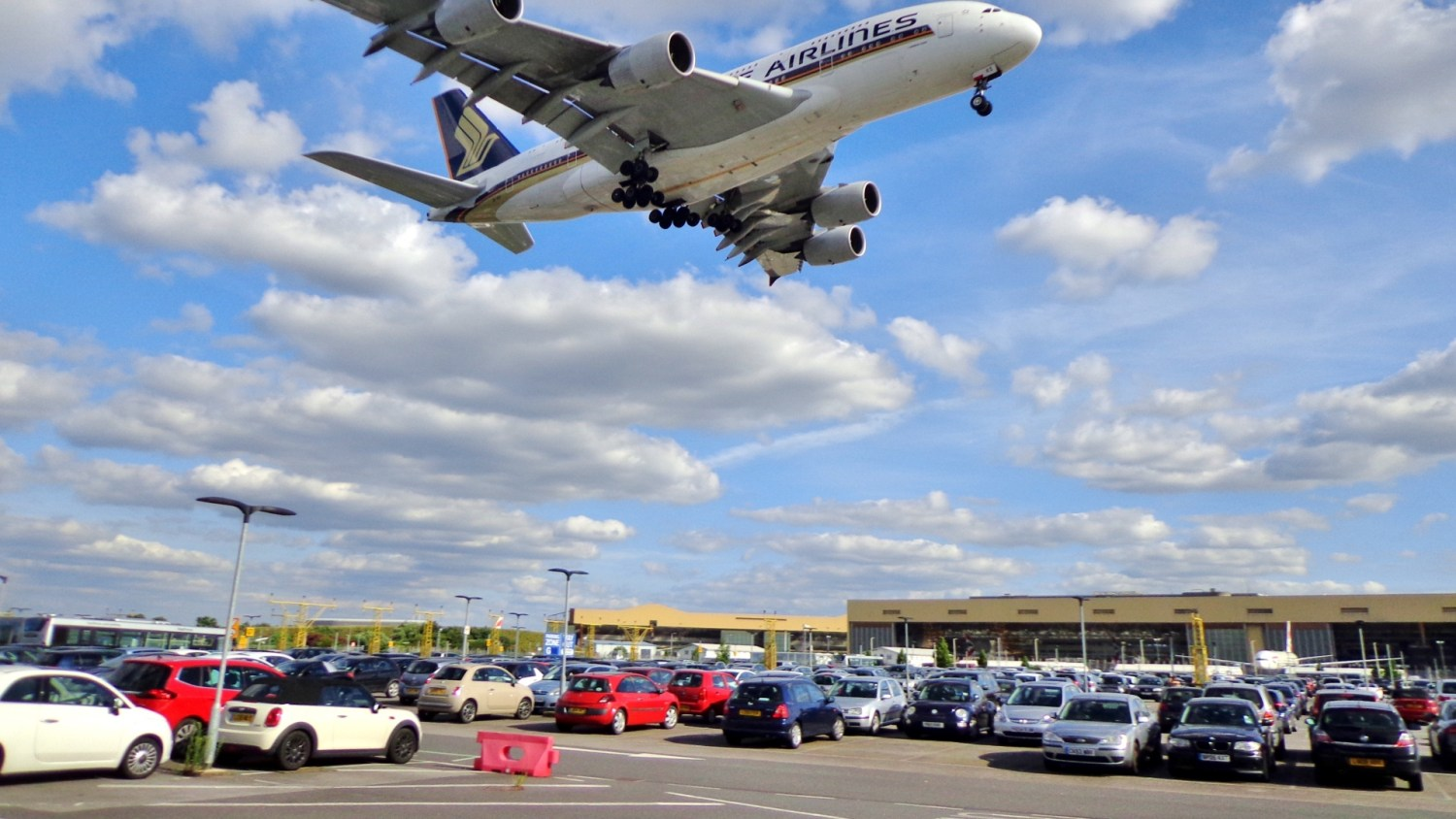 Heathrow Airport congestion charge