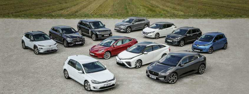 The normalisation of electric cars