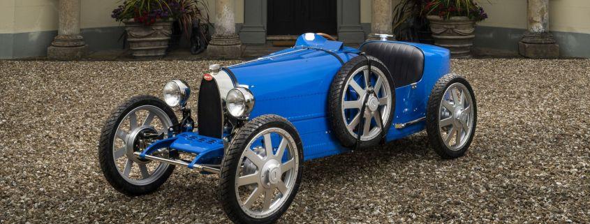 Bugatti Baby II electric Bugatti