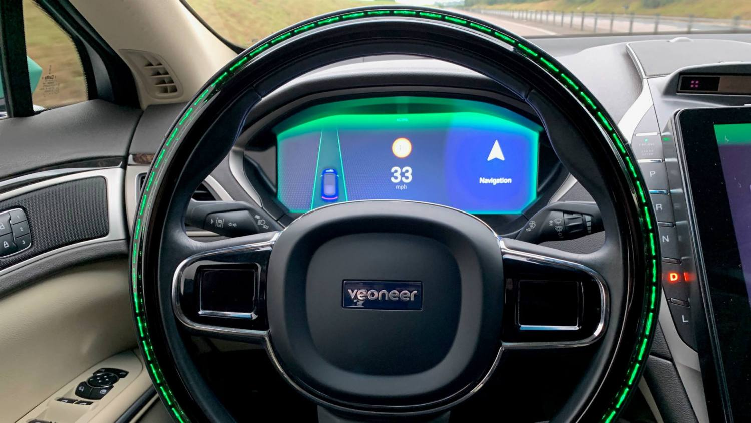 automated driving mode