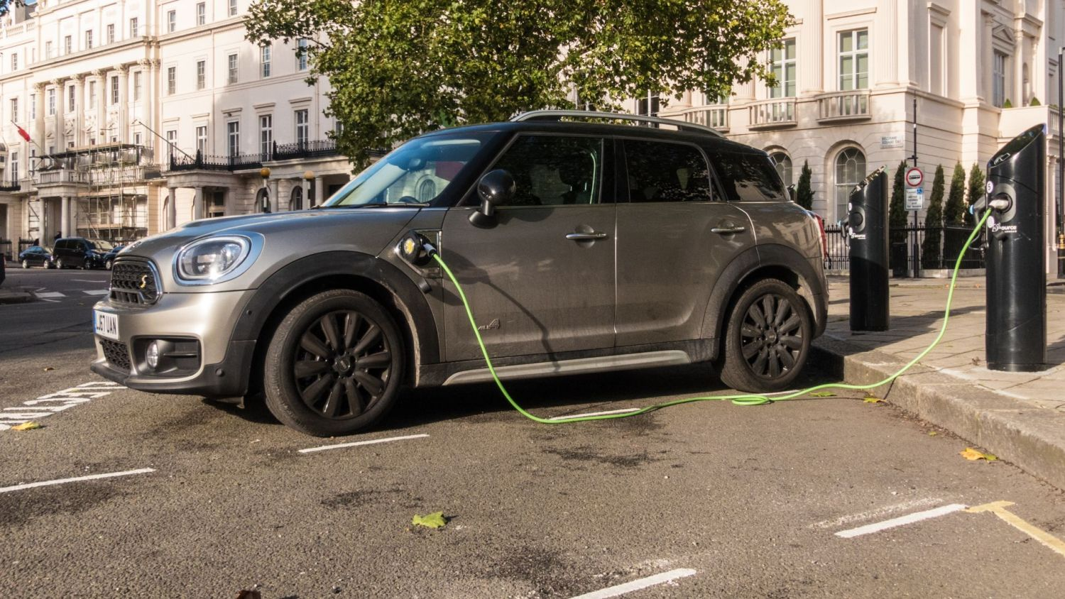 Government investment in car charging