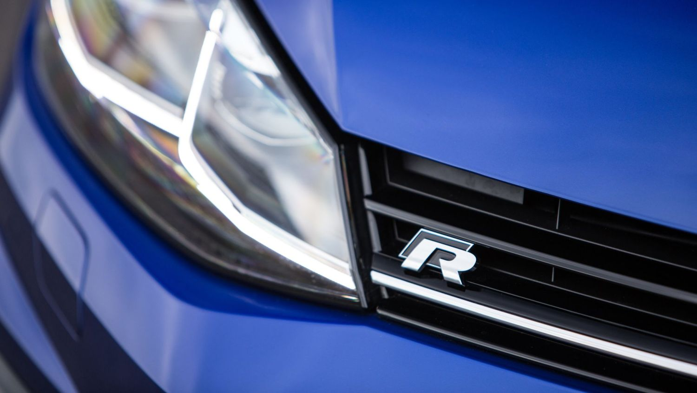Volkswagen R re-brand