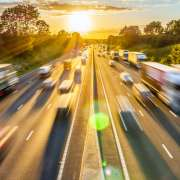 60 years of the M1 motorway