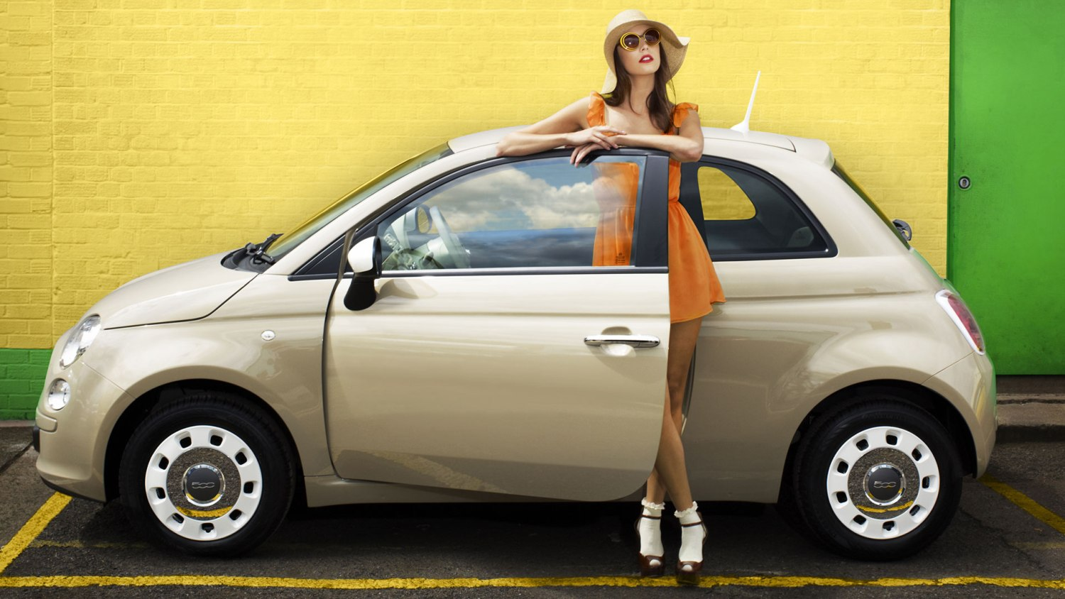 Beige cars take a while to sell