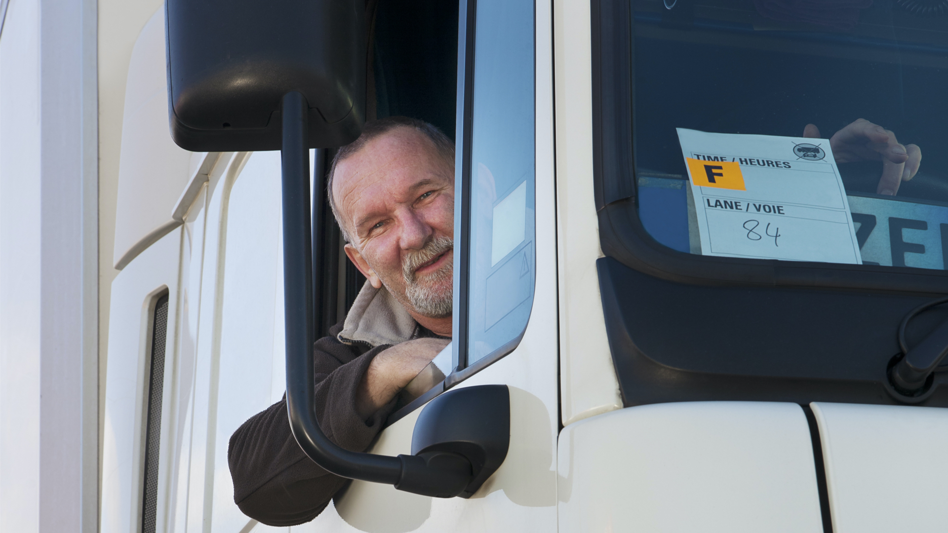 The best and worst areas of the UK for truck drivers