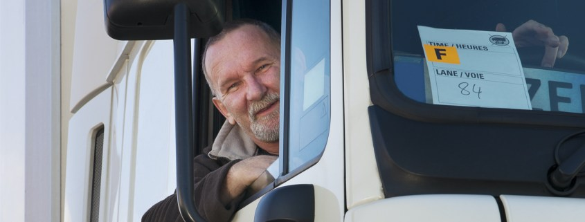 Best places for truck drivers