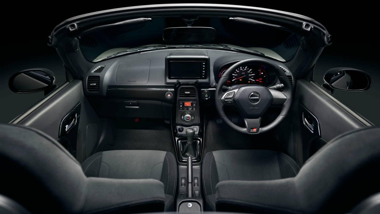 Copen GR Sport interior