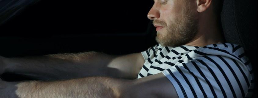 Half of van drivers falling asleep at the wheel