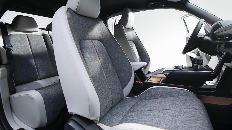 Mazda MX-30 seats