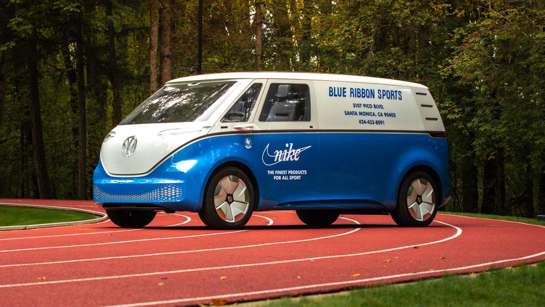 Nike VW ID Buzz Cargo Van