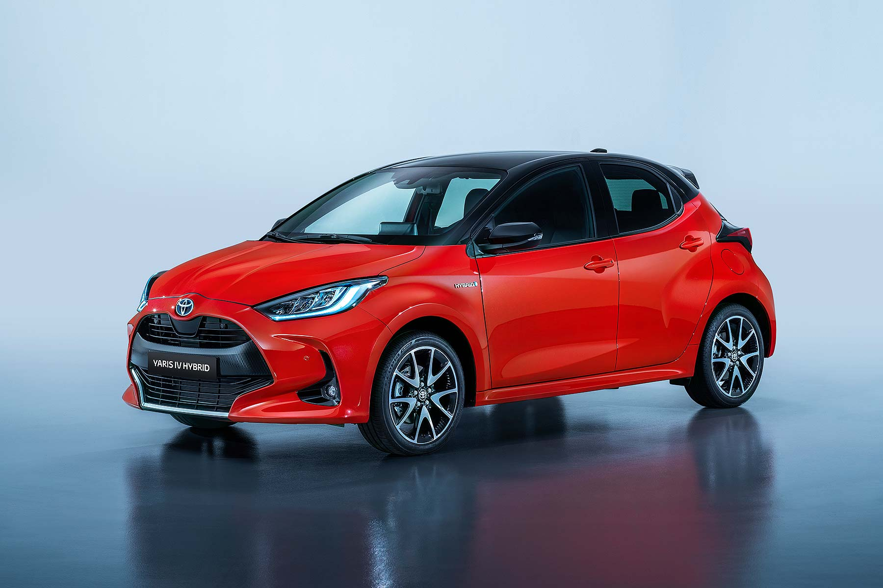 New Toyota Yaris Revealed Bold New Look For Is Not