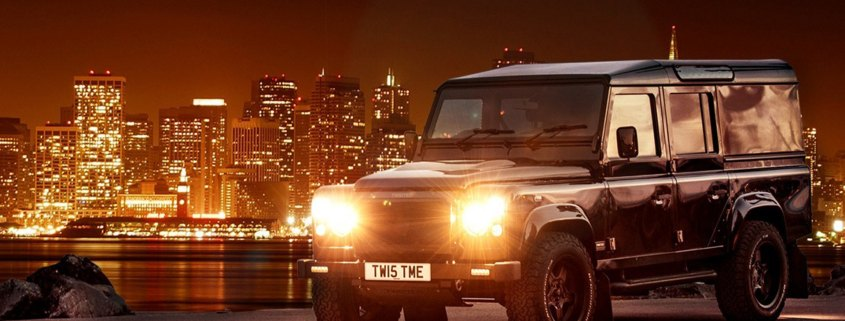 Twisted Land Rover North America