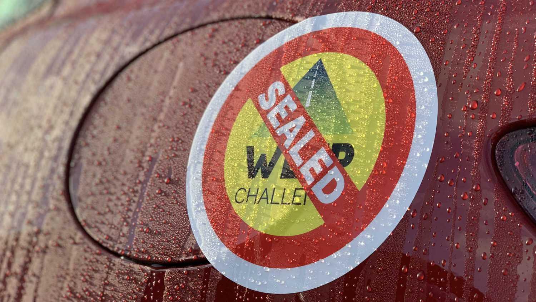 WLTP Challenge sealed