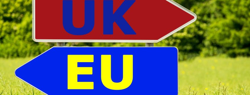 Driving in Europe after Brexit