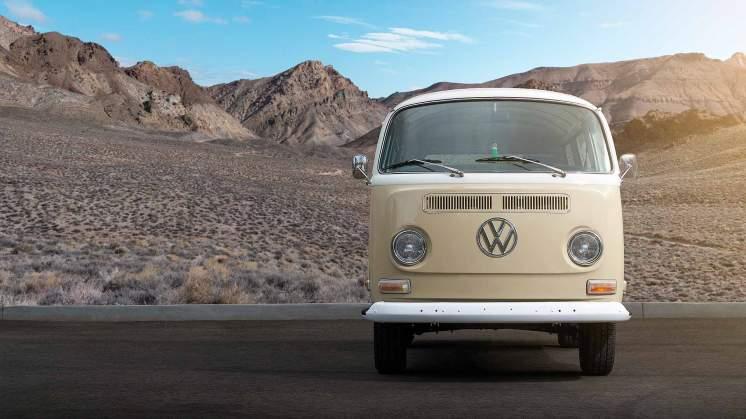 Volkswagen e-Bus electric camper