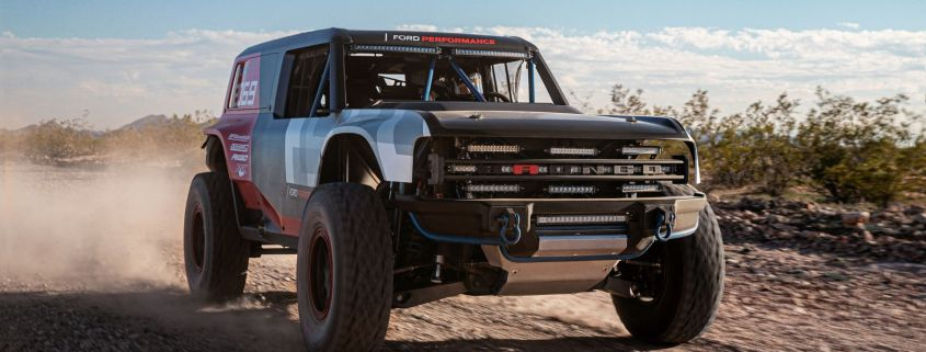 Ford Bronco R teases 2020 truck
