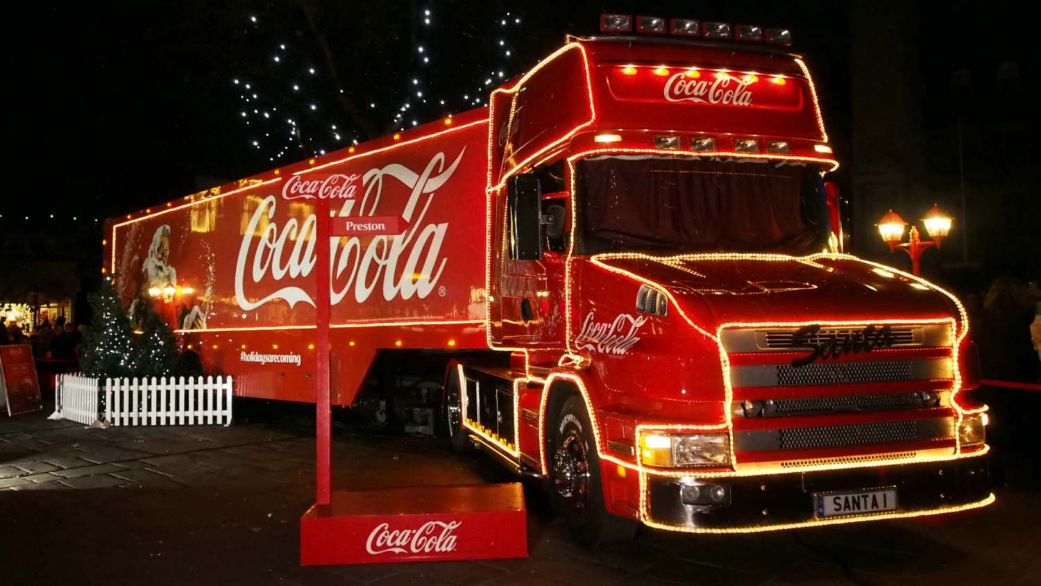 Ban the Coca-Cola Christmas truck