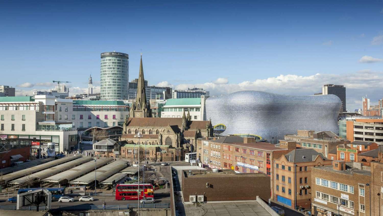 Birmingham is best city UK for drivers