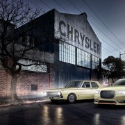 Chrysler Australia 300 SRT Pacer Tribute