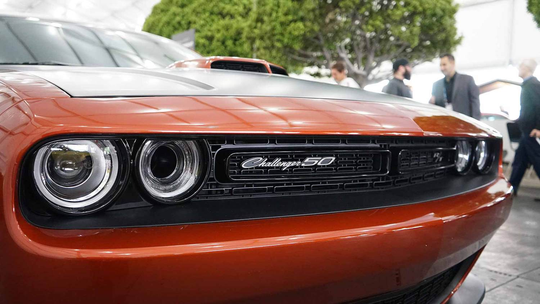 2017 Dodge Barracuda >> American Legend Dodge Challenger Celebrates 50th