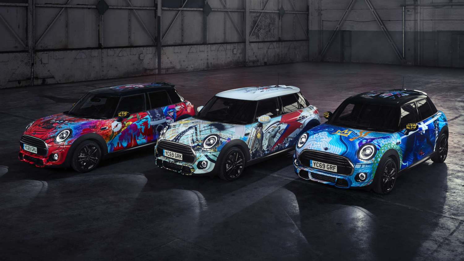 Hertz British Collection Mini