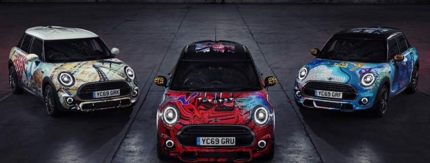 Mini now part of Hertz British Collection