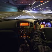 Motorists scared of driving in the dark