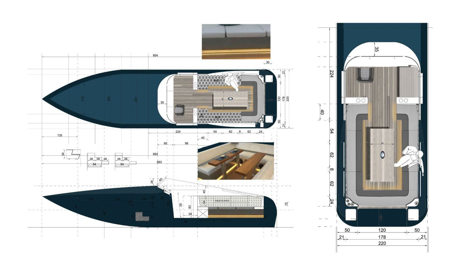 Renault electric boat