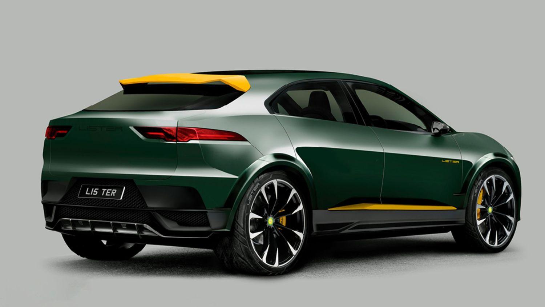 Lister Jaguar I-Pace E-SUV