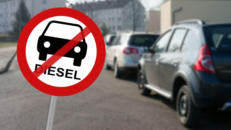 Drivers oppose diesel ban