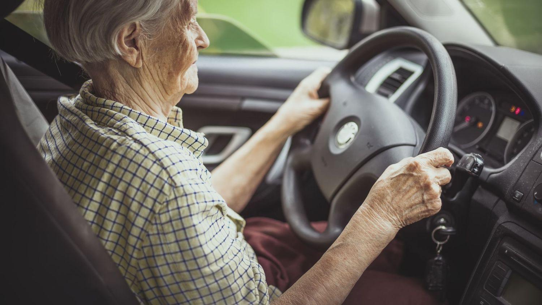 Older drivers shouldn't be demonised