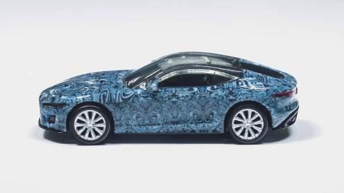 2021 Jaguar F-Type Hot Wheels