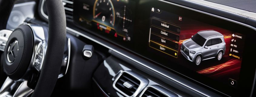 New Mercedes-Benz tech