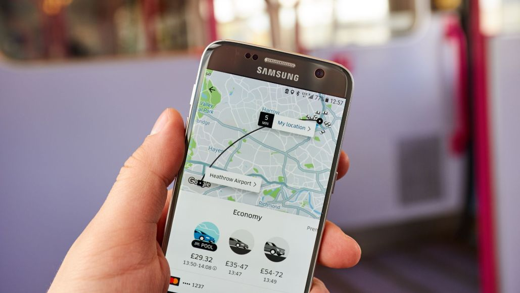 Not fare: taxi costs to rise 21 percent if Uber leaves London