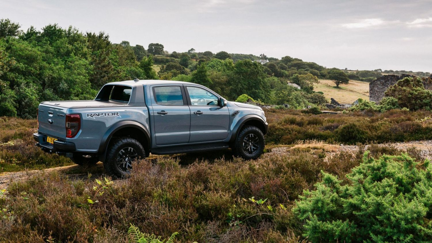 Ford Ranger Raptor getting a V8 in Australia
