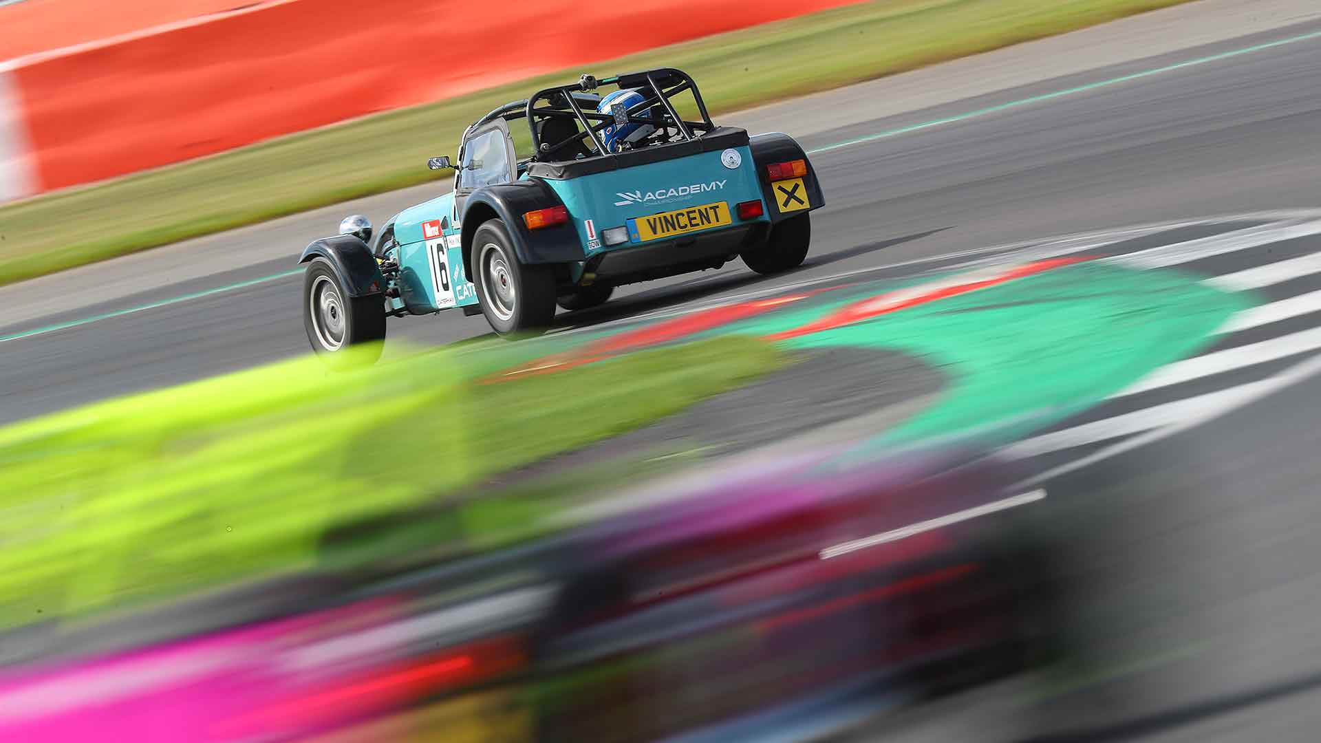 Caterham launches finance deal to go racing for £299 a month