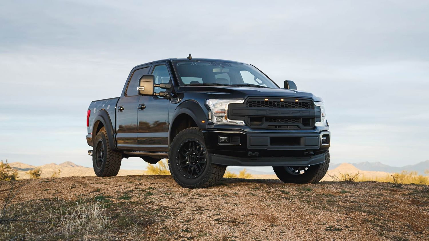 Roush F-150 5.11 Tactical Edition is a 650 hp truck ready for anything