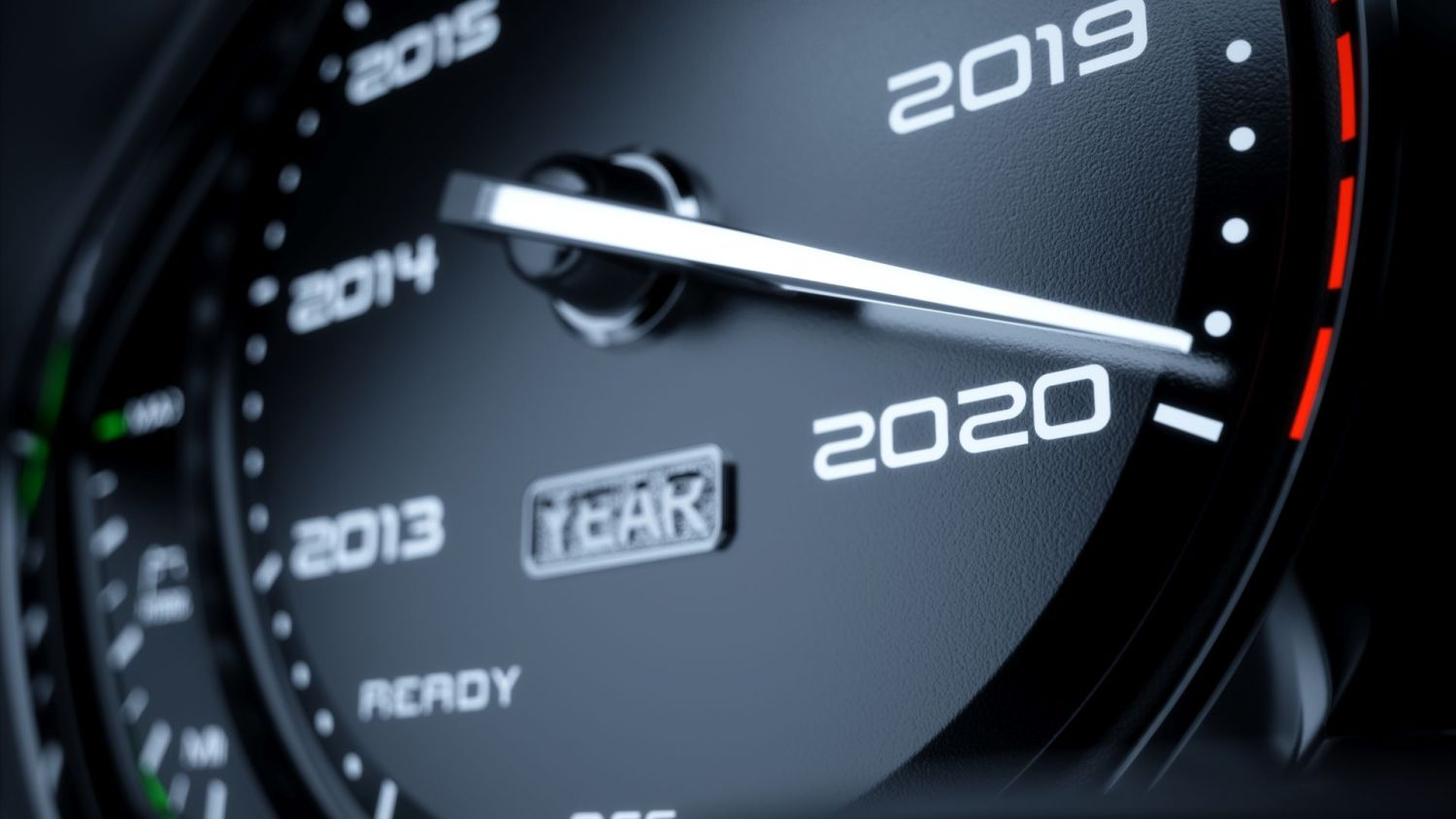 New Year's resolutions for the motor industry