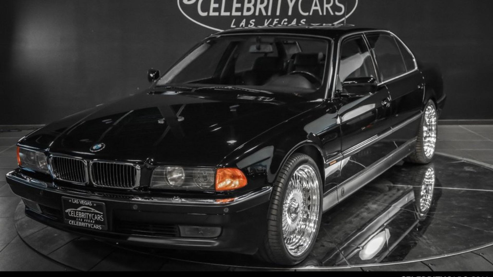 Yours For 13 Million The Bmw That Rapper Tupac Was Shot In