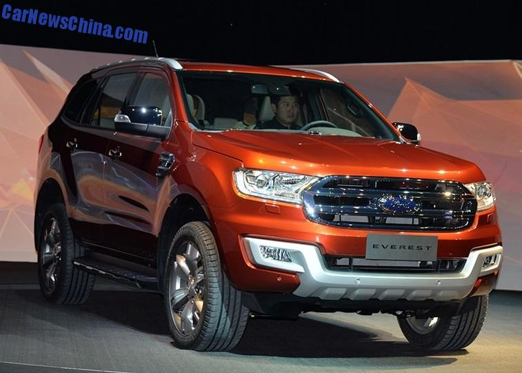 Ford Everest (2016)