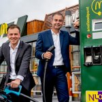 Fast Charging with Fast Food