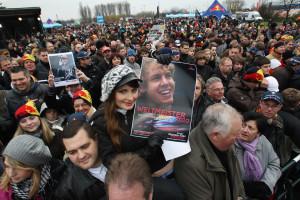 Sebastian Vettel Visits Heppenheim