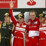 Formula 1 GP Spain raikk lotus
