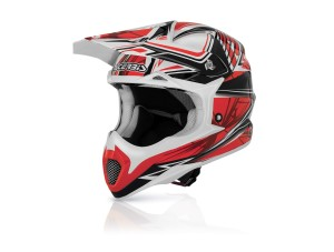 ACERBIS_IMPACT Bombshell Red