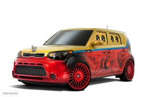 Kia - Vans Warped Tour Soul