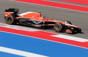 Motor Racing - Formula One World Championship - United States Grand Prix - Practice Day - Austin, USA