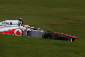 Jenson in action
